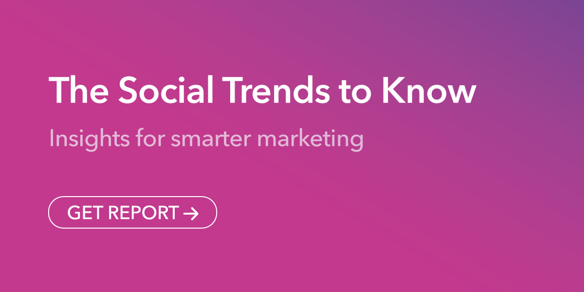 social trends to know