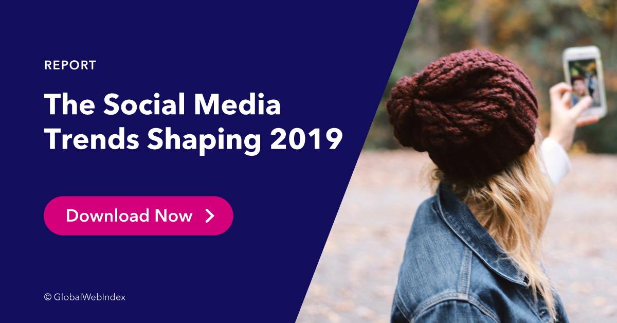Graphic: Social Media 2019 Trends
