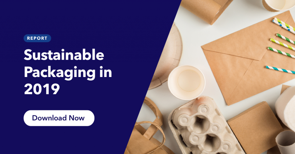 Click to access our sustainable packaging report