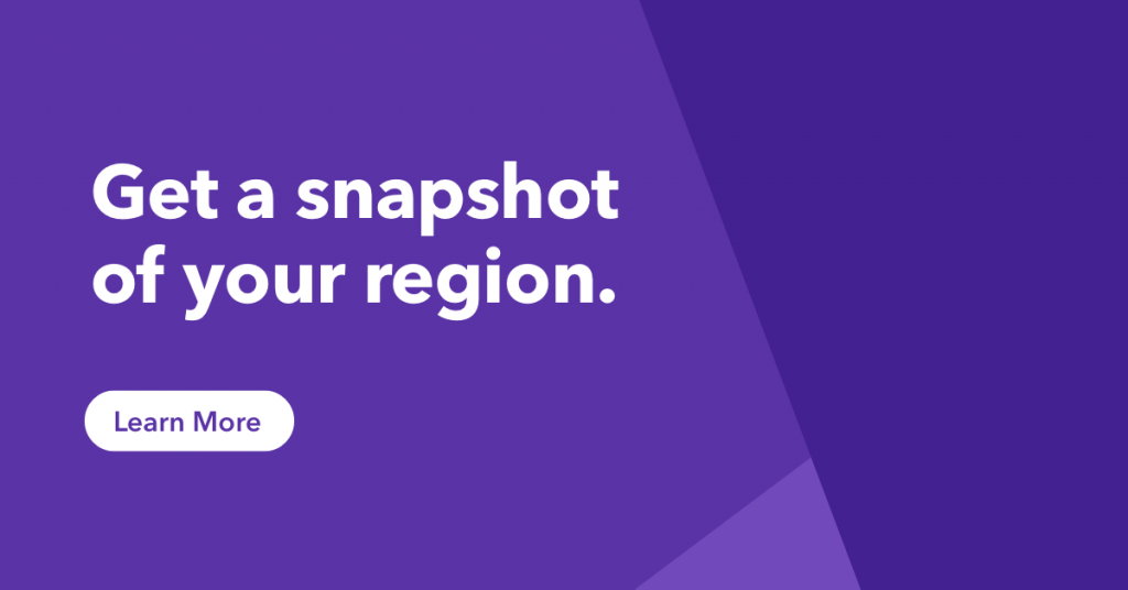click to access our regional snapshot data.